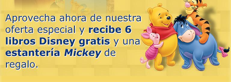 Club Del Libro Disney Colección De Libros Disney Para Niños